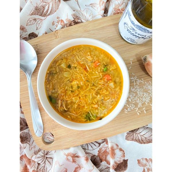 Canja - 350g - Vipx Gourmet
