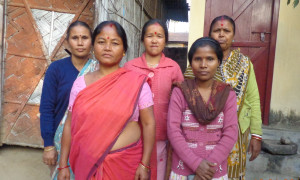 Putuli Boro and Group