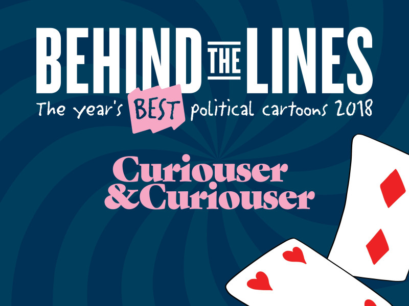 Behind the Lines 2018: The year's best political cartoons