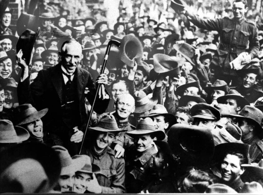 Billy Hughes — Prime Ministers — Australian Prime Ministers