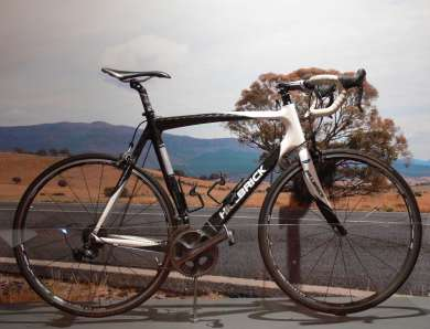 Road bicycle used by Prime Minister Tony Abbott
