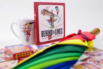 Behind the Lines merchandise