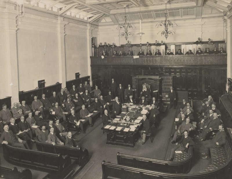 Legislative Assembly, Victoria : 19th November, 1908