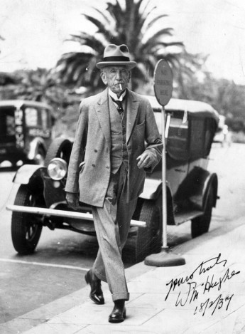 William Morris Hughes, CH, QC was the seventh Prime Minister of Australia, from 1915 to 1923. Photo by News Ltd/Newspix.