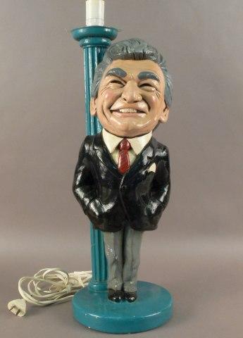 Bob Hawke lamp