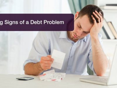 Warning Signs of a Debt Problem