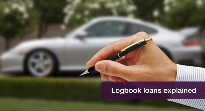 Logbook loans explained