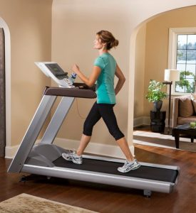 Treatmill at home to save on gym fees