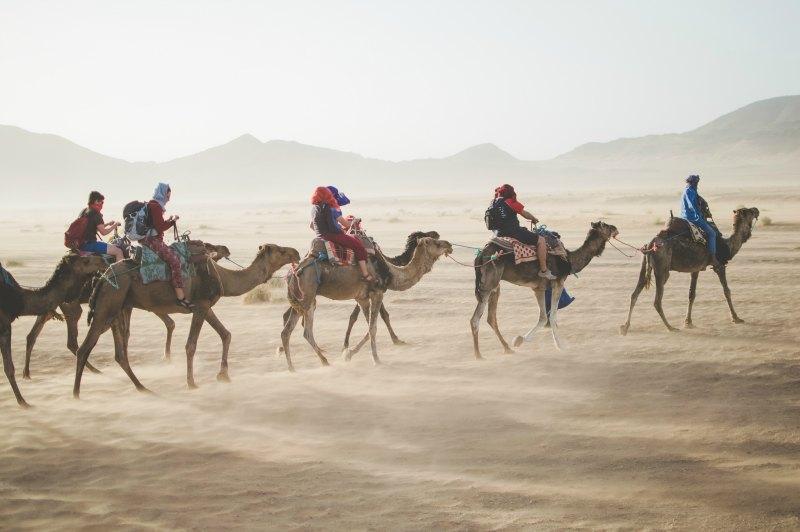 Cheap winter getaways in Marrakech