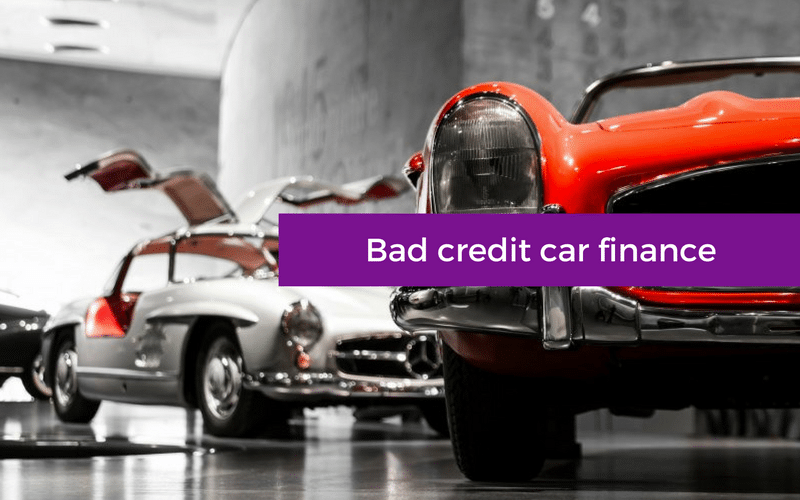 What you need to know about bad credit car finance