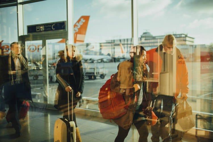 Low-cost european flights