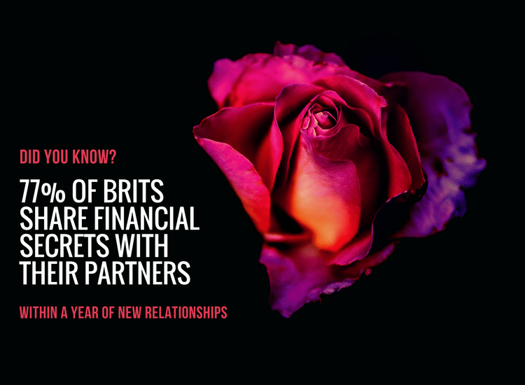 77% of Brits reveal financial secrets to their loved ones within a year