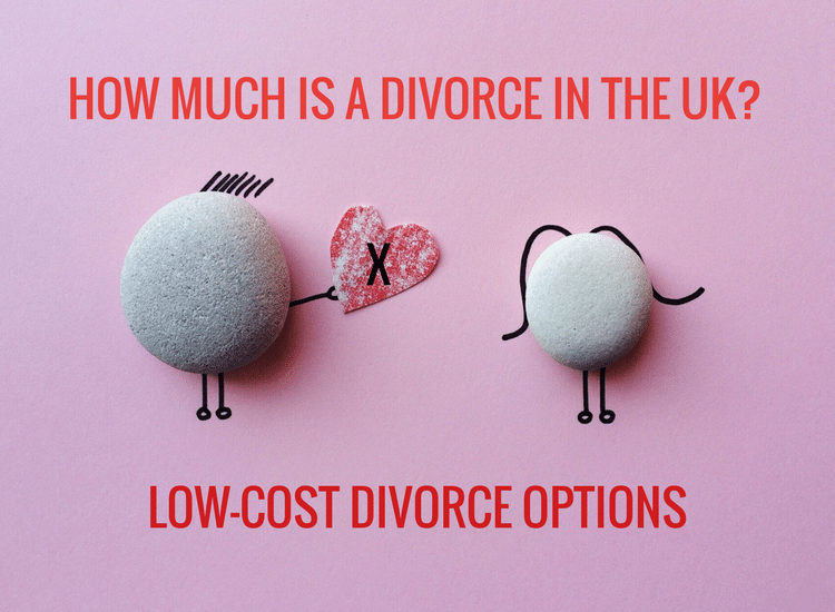 low-cost divorce options