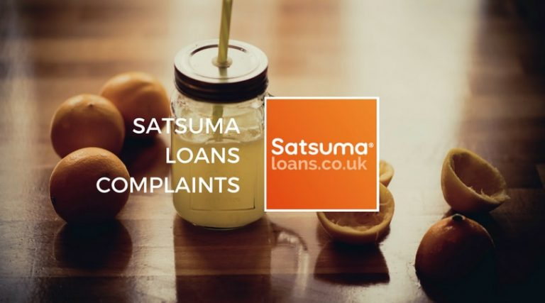 Satsuma Loans Complaints and refunds