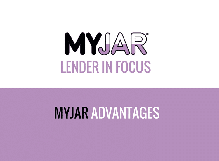 MYJAR Advantages