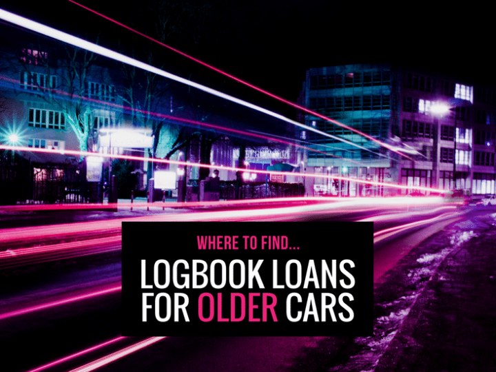 Where to find logbook loans for older cars
