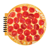 Picture of Pizza Scented Notebook