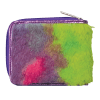 Picture of Tie Dye Furry Wallet