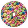 Picture of Cereal Donut Scented Microbead Pillow