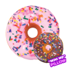 Picture of Mini Donut Scented Microbead Pillow