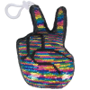 Picture of Peace Reversible Sequin Squishem