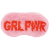 Picture of GRL Power Furry Eye Mask