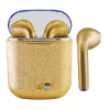 Picture of Gold Glitter Earbuds