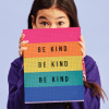 Picture of Rainbow Message Board