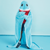 Picture of Shark Hooded Blanket