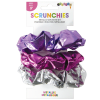 Picture of Metallic Scrunchie Set