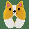 Picture of Corgi Furry Neck Pillow