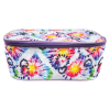 Picture of Heart Tie Dye Cosmetic Case