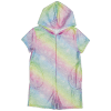 Picture of Shimmering Rainbow Plush Romper