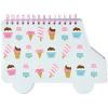 Picture of Ice Cream Truck Giant Sketch Pad