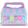 Picture of Box of Donuts  Fleece Pillow