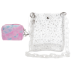Picture of Silver Stars Bucket Bag and Pouch