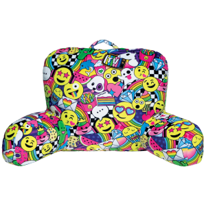 Emoji Party Lounge Pillow