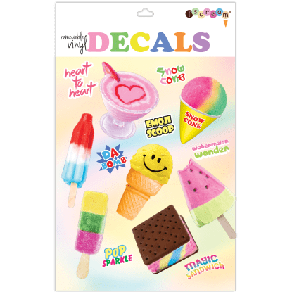 Picture of Frozen Delights Decals Large