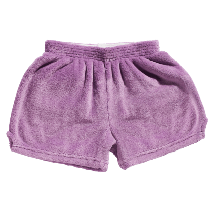 Picture of Purple Plush Shorts