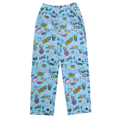Picture of Doodles Plush Pants