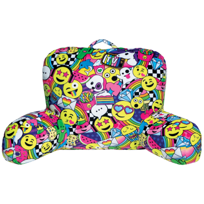 Picture of Emoji Party Lounge Pillow