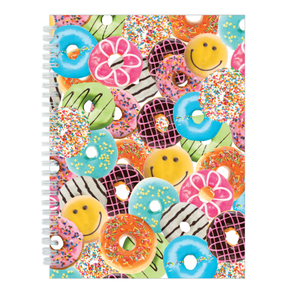 Picture of Happy Donuts 3D Journal