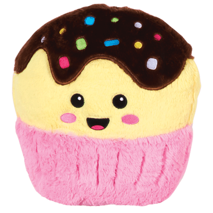 Picture of Happy Cupcake Scented Furry Pillow