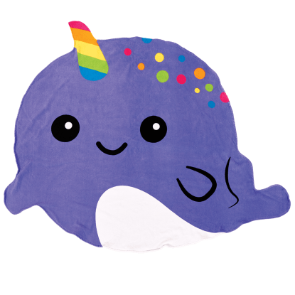 Picture of Narwhal Oversized Towel
