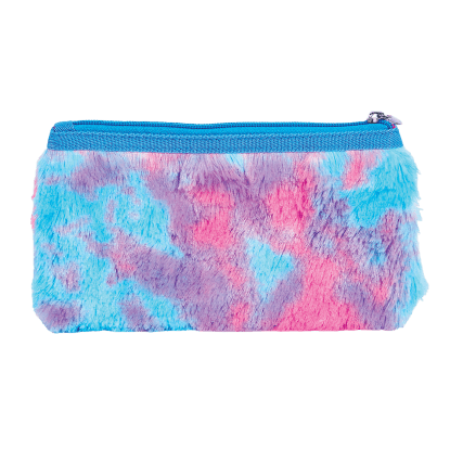 Picture of Sherbet Tie Dye Furry Pencil Case