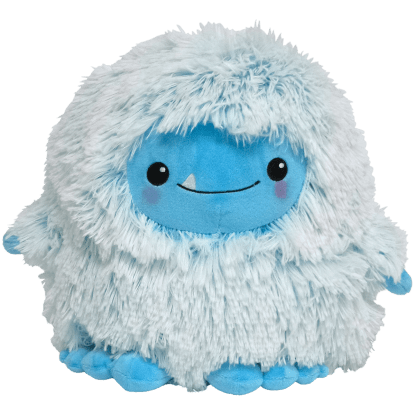 Picture of Snow Monster Stuffed Animal