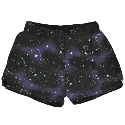 Picture of Constellation Plush Shorts