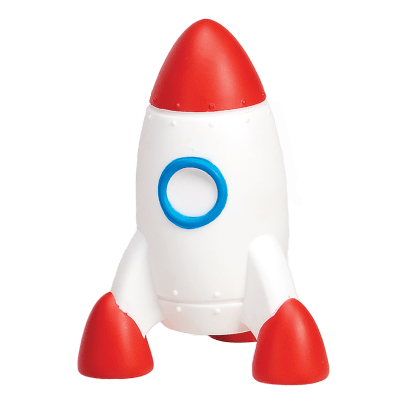 Picture of Rocket Night Light