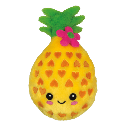 Picture of Pineapple Scented Furry Pillow