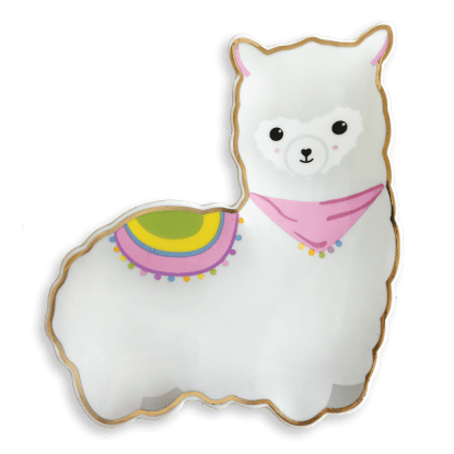 Picture of Llama Trinket Tray